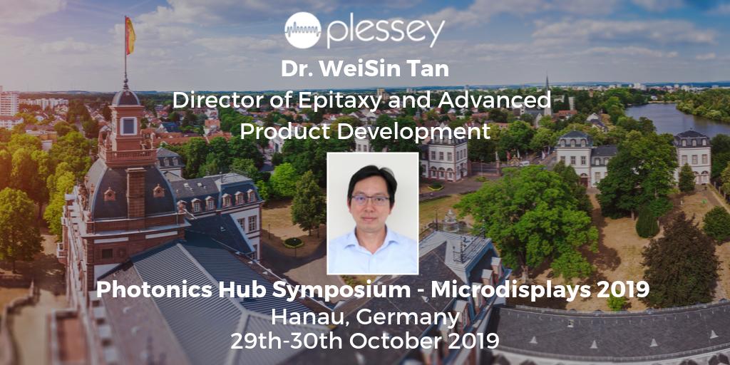 Photonics Hub Symposium - Microdisplays 2019
